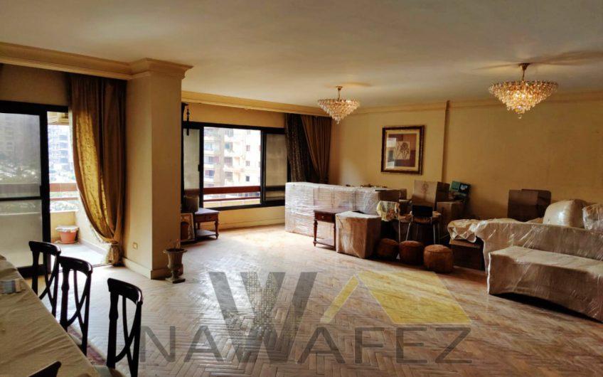 شقة للبيع 230 متر صافى مسجلة شهر عقارى فيو مفتوح