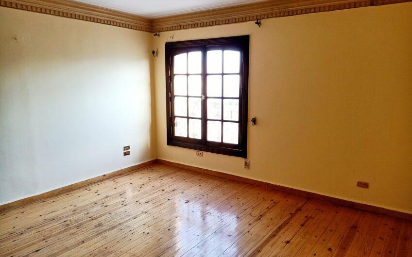 شقة للبيع 245 متر مميزة الموقع مسجلة شهر عقارى بحرى بين عباس العقاد ومكرم عبيد
