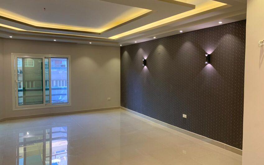 شقة للبيع 220 متر  مسجلة رائعة التشطيب بين شارع احمد فخرى و النادى الاهلى القاهرة مدينة نصر