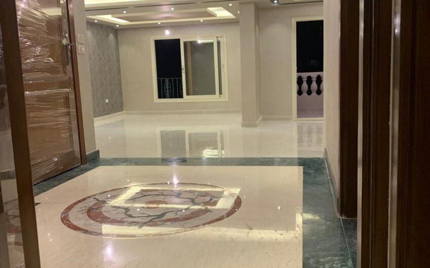 شقة للبيع  250 متر مسجلة فى شارع رئيسى متفرع من احمد فخرى مدينة نصر القاهرة