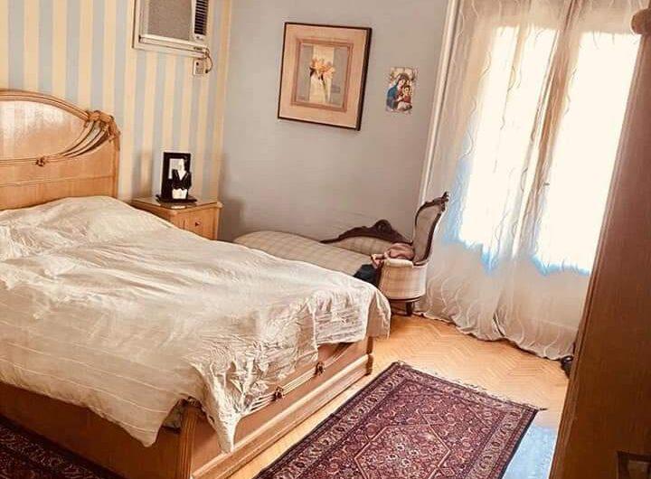 شقة للبيع  225 متر مسجلة شهر عقارى بالمربع الذهبى بين عباس العقاد ومكرم عبيد