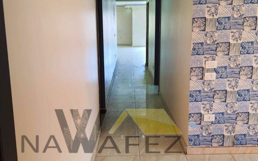 شقة للبيع 235 متر مسجلة شهر عقارى متفرع من مكرم عبيد