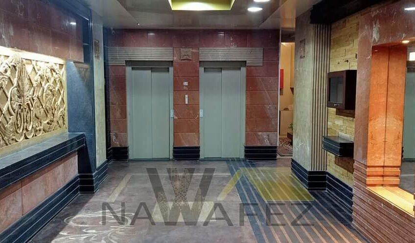 شقة دوبليكس للبيع عقد مسجل شهر عقارى فيو مفتوح على حديقة عمارة فندقية مميزة الموقع والخدمات جراج