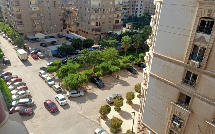 شقة للبيع 125 متر عمارة جديدة واجهة مميزة بحرى