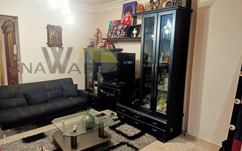 شقة للبيع 180 متر موقع مميز بين احمد فخرى والنادى الاهلى